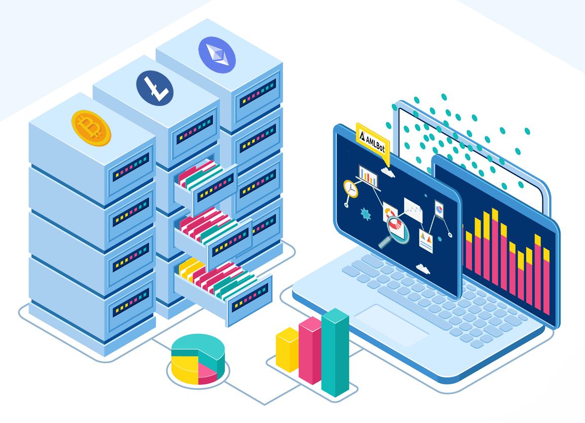 AMLBot обработка информации data processing