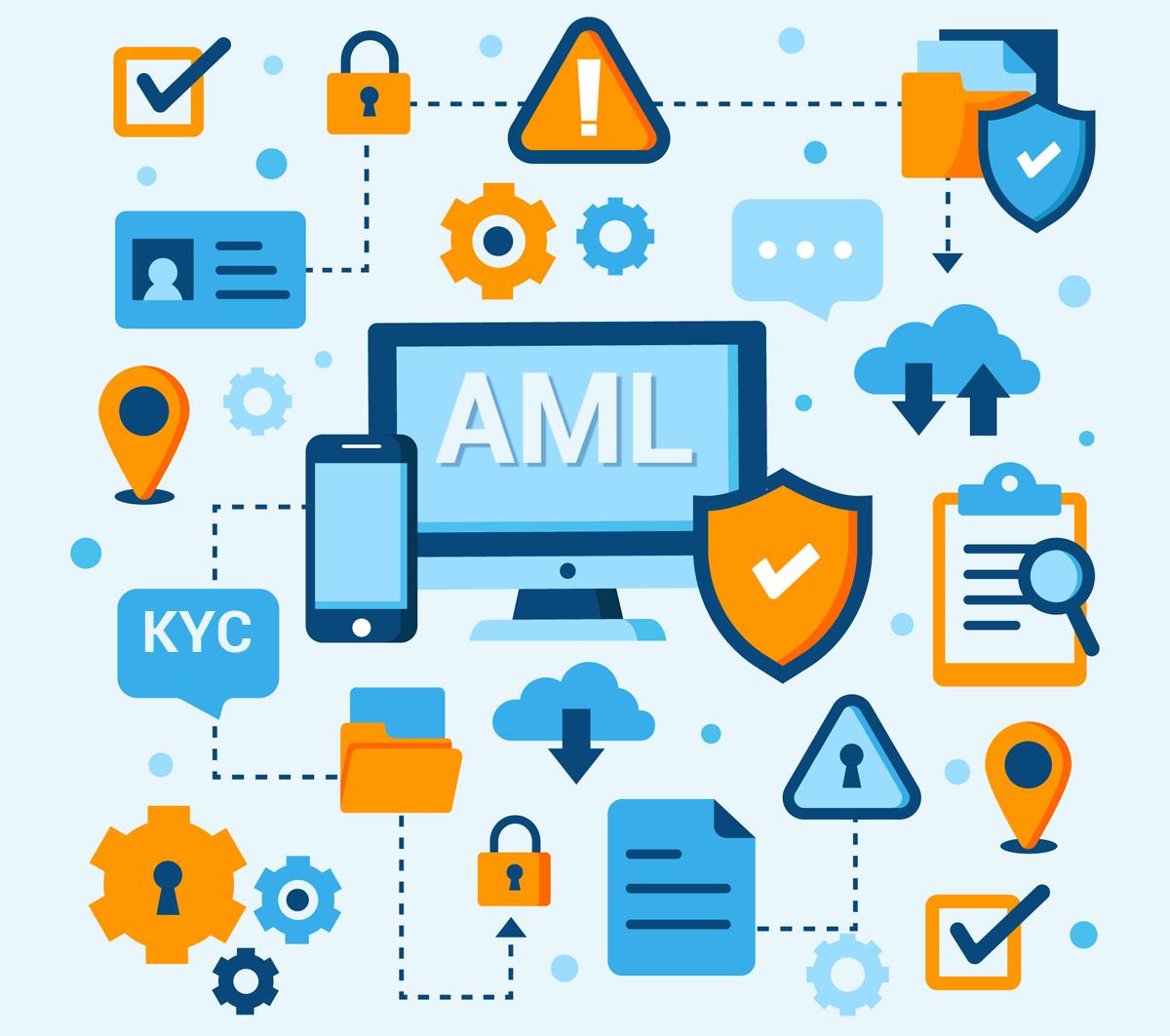 Регулирование AML для криптобиржи